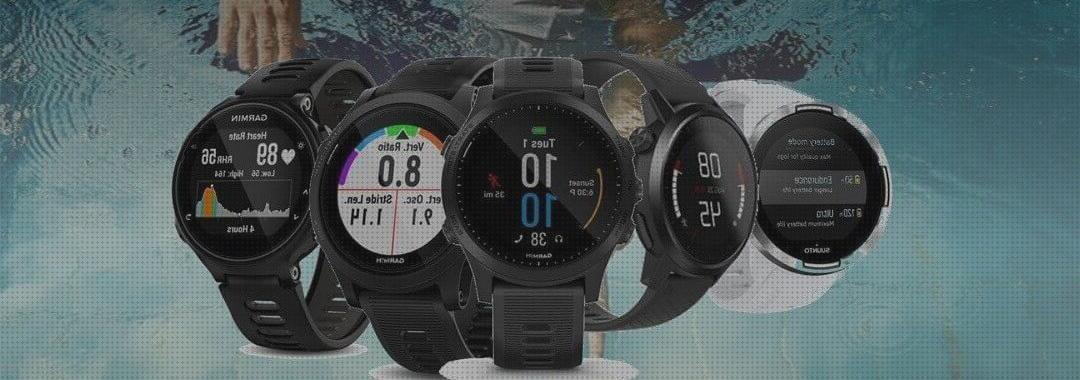 Review de 2020 reloj gps triatlon 2020