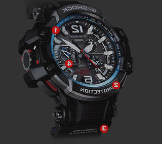 Review de avisadores reloj g shock gps