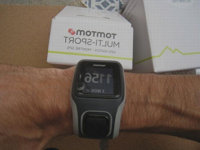 Las mejores avisadores tomtom relojes gps sumergible tomtom