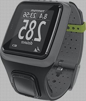 Review de relojes gps sumergible tomtom