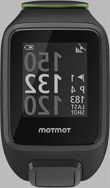 Las mejores watch tomtom tomtom runner gps watch special edition black