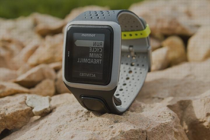 Review de watch tomtom tomtom triathlon gps watch
