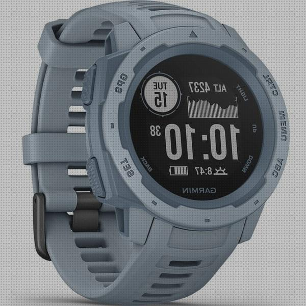 Review de garmin watch