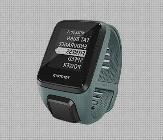 Los 7 Mejores Tomtom Gps Hrm Watch