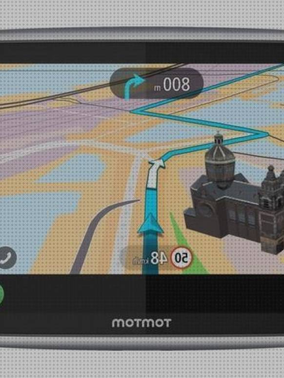 Los 11 Mejores Tomtom One Europe Gps