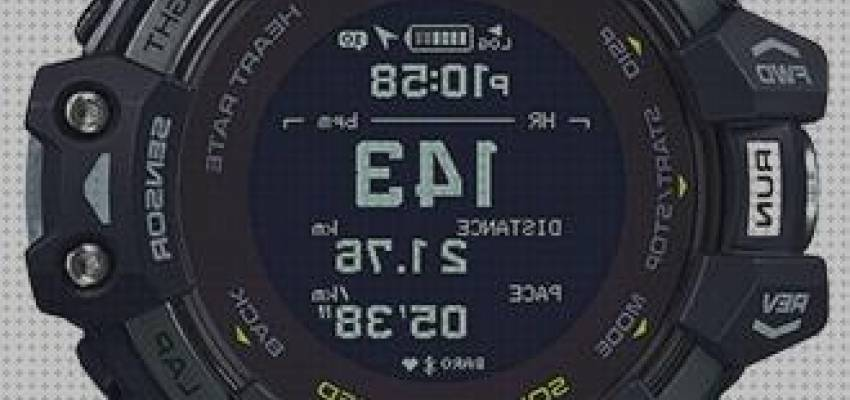 TOP 9 Relojes G Shocks Gps