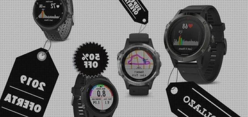 Mejores 9 Relojes Gps Lowcost